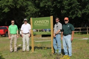 Johnson Experimental Forest-- 227 acres, Chesterfield County